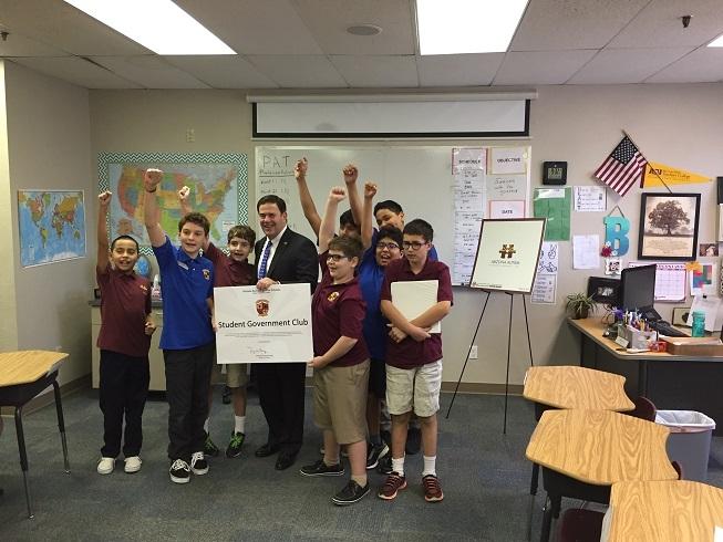 Arizona State Representatives >> Back to School Tour-Arizona Autism Charter Schools ...