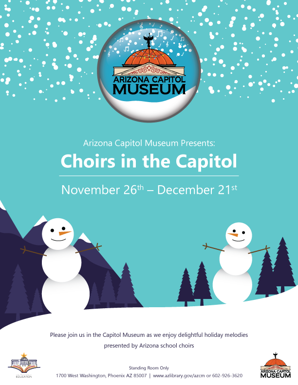 Choirs in the capitol