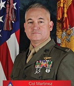 Col. Ricardo Martinez