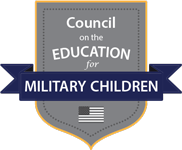 Education of Military Children logo