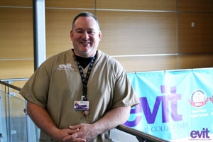 Finding my career passion, helping CTE students find theirs