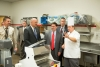 Governor Visits Metro Tech High School