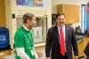 Governor visits Peoria High School